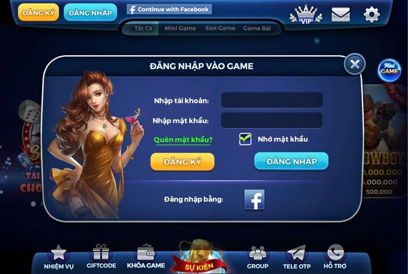 Cổng game uy tín số 1 Việt Nam