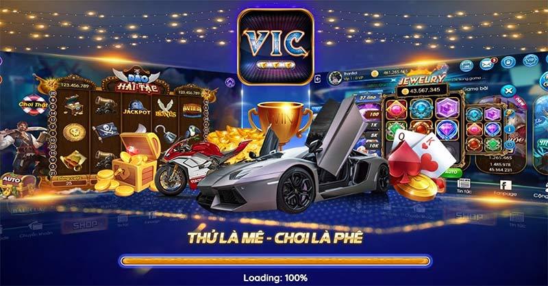 Vic99 Club – Phiên bản game nổ hũ đổi thưởng mới toanh, tính năng vượt trội của Vic Club
