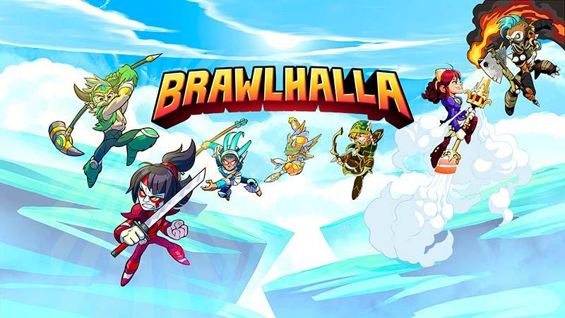 Brawlhalla - Tựa game hành động hấp dẫn vô tưởng