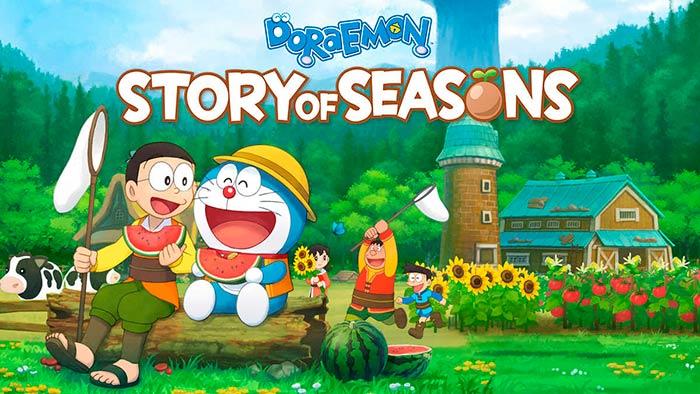 Tựa game Doraemon mới với đồ hoạ vượt trội cuốn hút