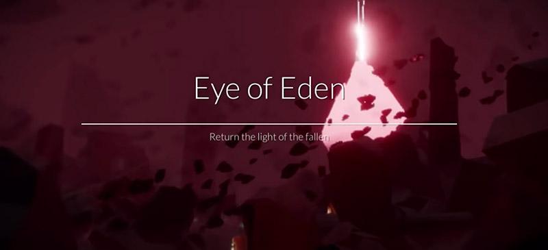 Eye Of Eden - Địa điểm dừng chân cuối cùng của hành trình