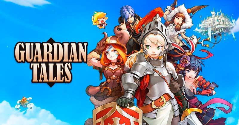 Guardian Tales - Game mobile miễn phí hay nên chơi nhập vai xuất sắc