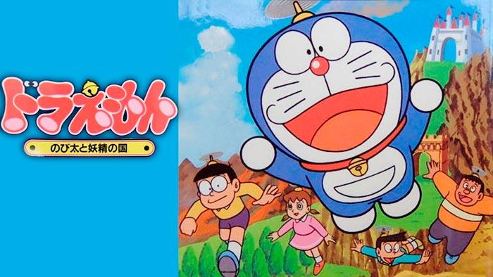 Nobita to Yousei no Kuni - Game bay cùng Doraemon đi khắp nơi