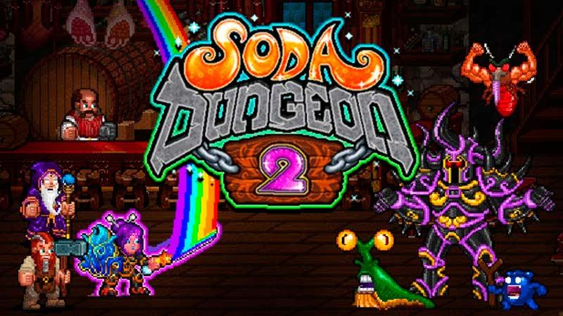 Soda Dungeon 2 - Phần 2 chắc chắn sẽ hấp dẫn không rời