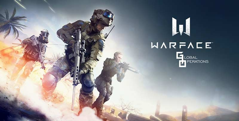 Warface: Go - Game mobile miễn phí hay nên chơi thể loại bắn súng cực khủng