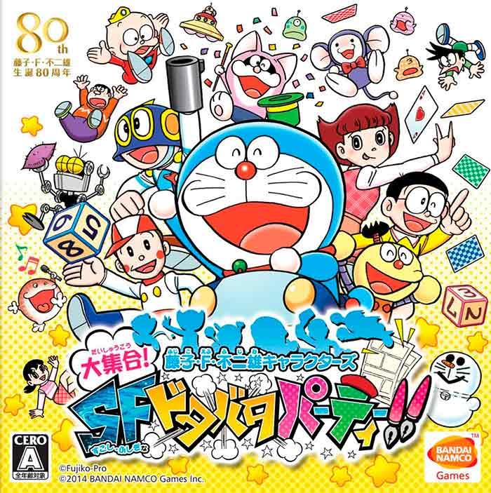 Game Ddoraemon Monopoly - Game co ti phu Doraemon hấp dẫn