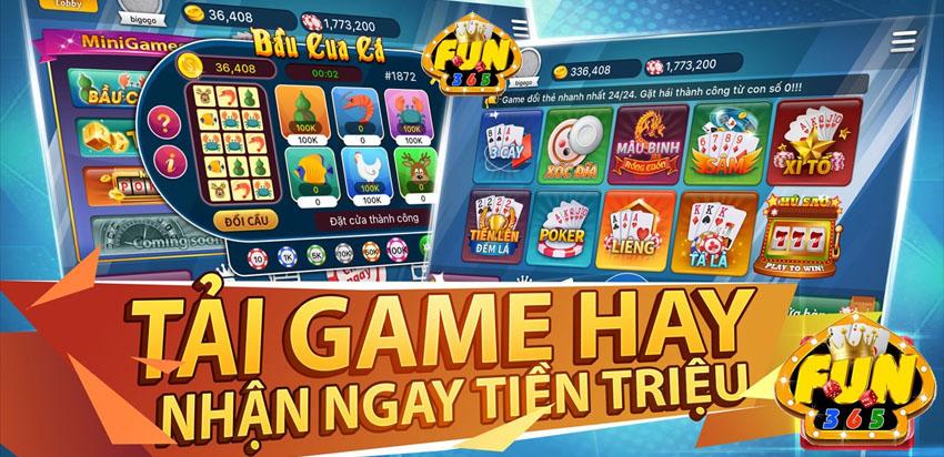 Fun365 Club – Thiên Đường Game Giải Trí Uy Tín Hàng Đầu Việt Nam