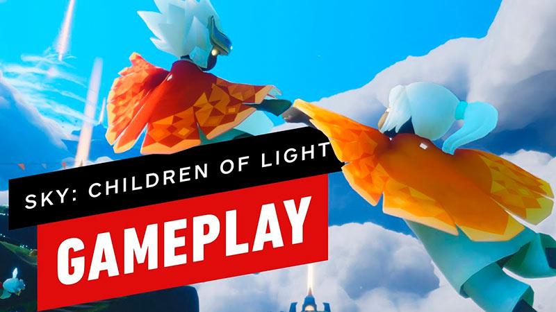 Sky Children Of the Light– Giả thuyết cốt truyện của tựa game mobile siêu hot