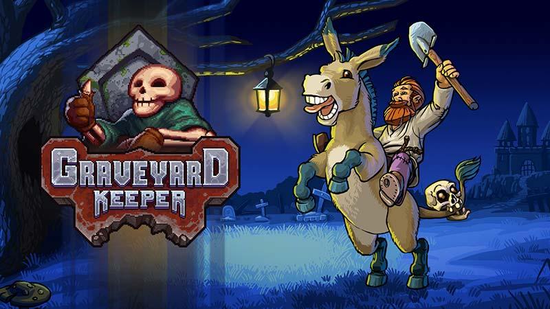 Graveyard Keeper - Tựa game thế giới mở mobile với cốt truyện độc đáo