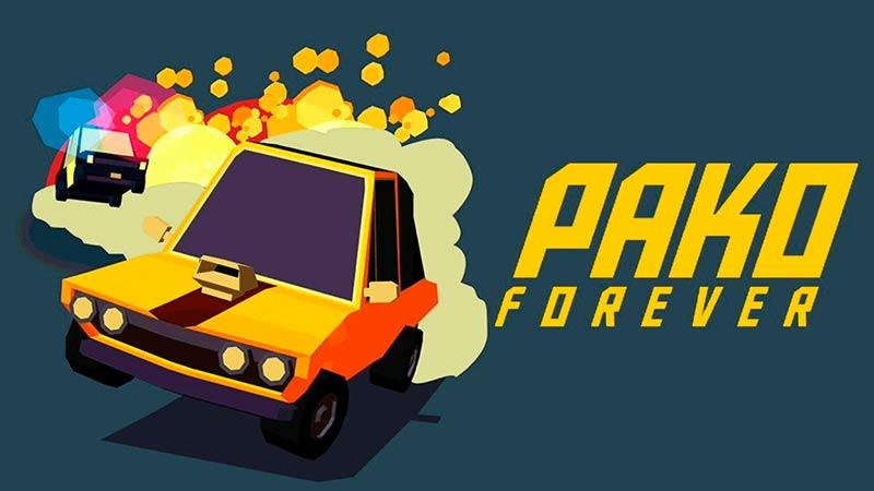 Pakho Forever - Game offline thế giới mở nhẹ đua xe thú vị