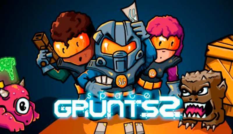 Space Grunt 2 - Tựa game mobile thế giới mở offline nhẹ hấp dẫn