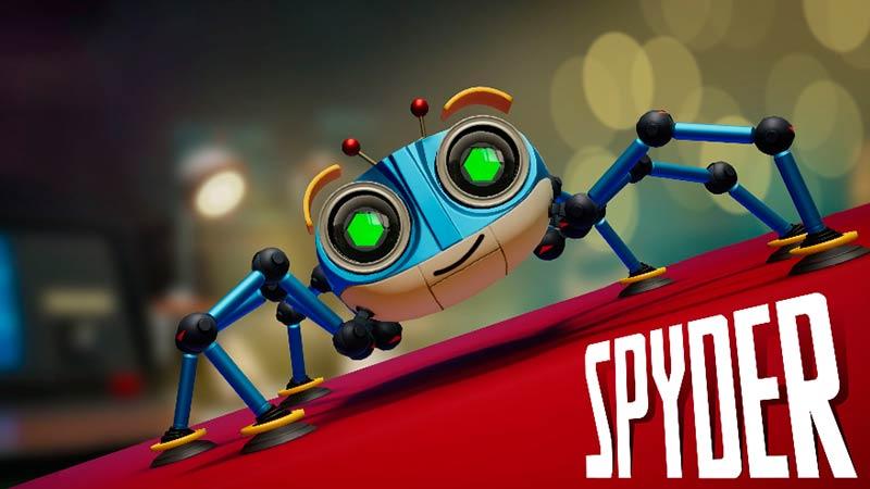 Spyder - Game mobile thế giới mở offline độc đáo