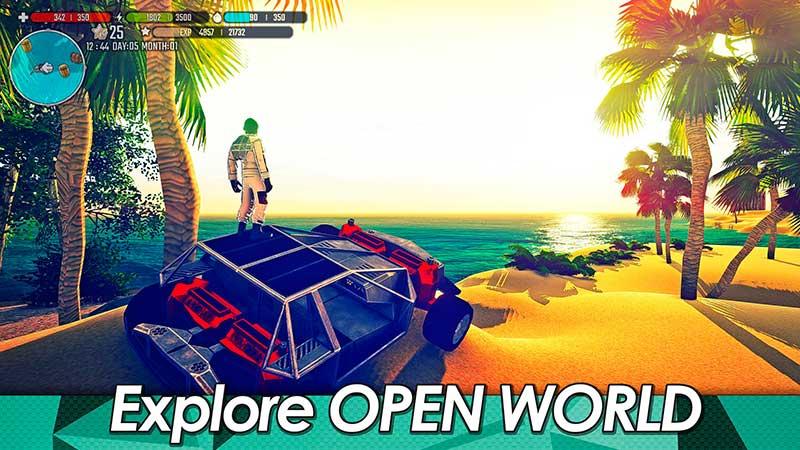 X Survive - Tựa game sinh tồn xứng đáng nằm trong top 8 game mobile thế giới mở offline mới nên chơi nhất