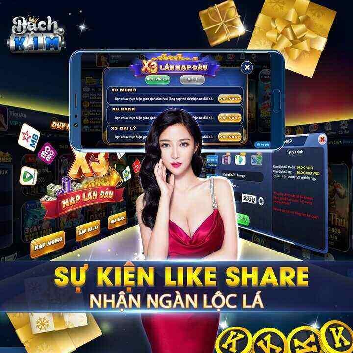 Bạch Kim Club giftcode game 16/9/2020: Like share nhận ngàn lộc lá