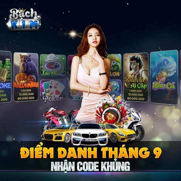 Bạch Kim Club giftcode game 5/9/2020: Mừng tháng 9 – Code khủng về tay