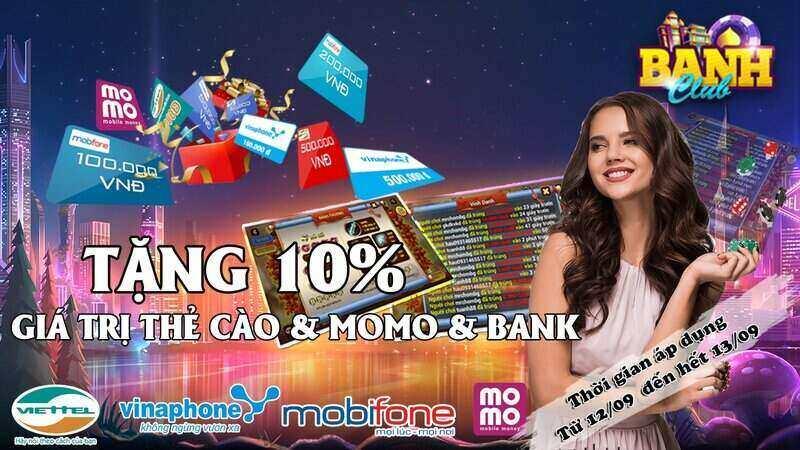 Banh Club giftcode game 12/9/2020: Khuyến mãi kèm siêu quà tặng GIFTCODE