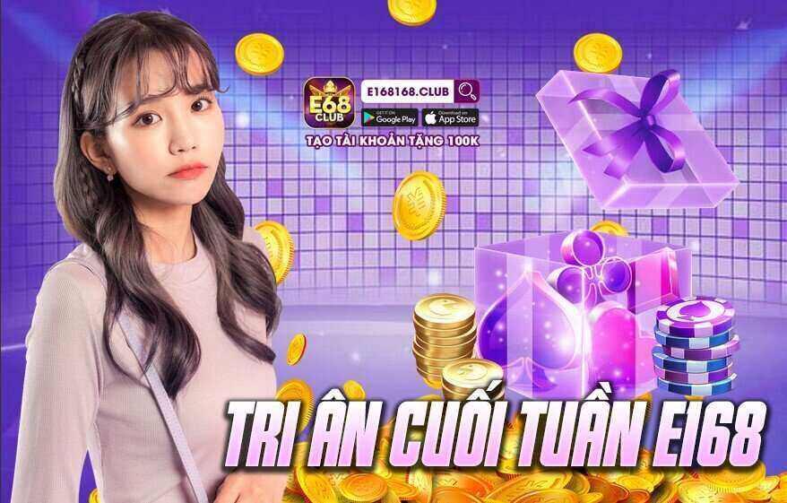 E68 Club giftcode game 13/9/2020:  Tri Ân Code 20k cuối tuần