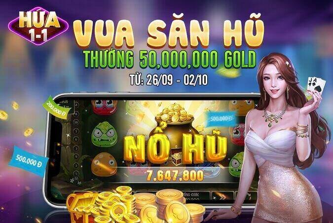 Hứa 11 giftcode game 26/9/2020: Sự kiện Vua Săn Hũ – Thưởng ngay 50 triệu Gold