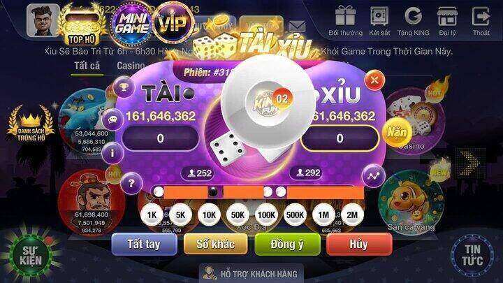 King Fun giftcode game 12/9/2020: Lộc lá cực mạnh ngày thứ 7