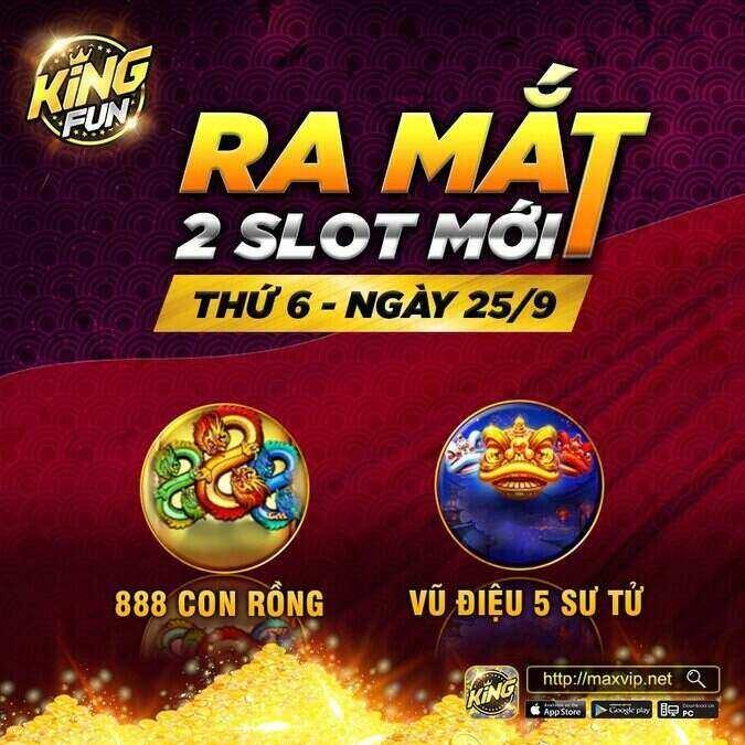 King Fun giftcode game 25/9/2020: Bắn cá quay số – Nhận Lộc siêu to