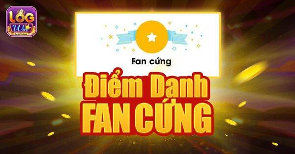 LogWin Club giftcode game 22/9/2020: Điểm danh nhận Code Fan Cứng