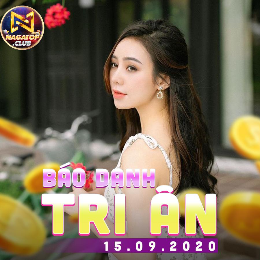 NagaVip Club giftcode game 15/9/2020: Tri Ân game thủ ngày 15/09