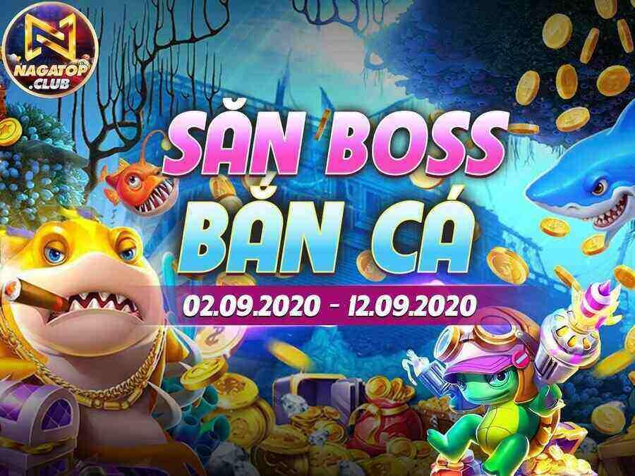 NagaVip Club giftcode game 2/9/2020: Săn Boss Thần Biển – Chia sẻ nhận Code