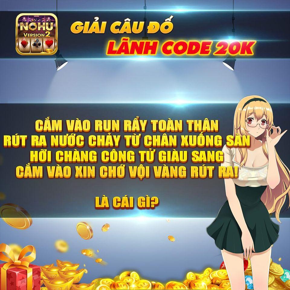 Nổ Hũ 39 giftcode game 8/9/2020: Giải câu đố – Nhận Code Vip