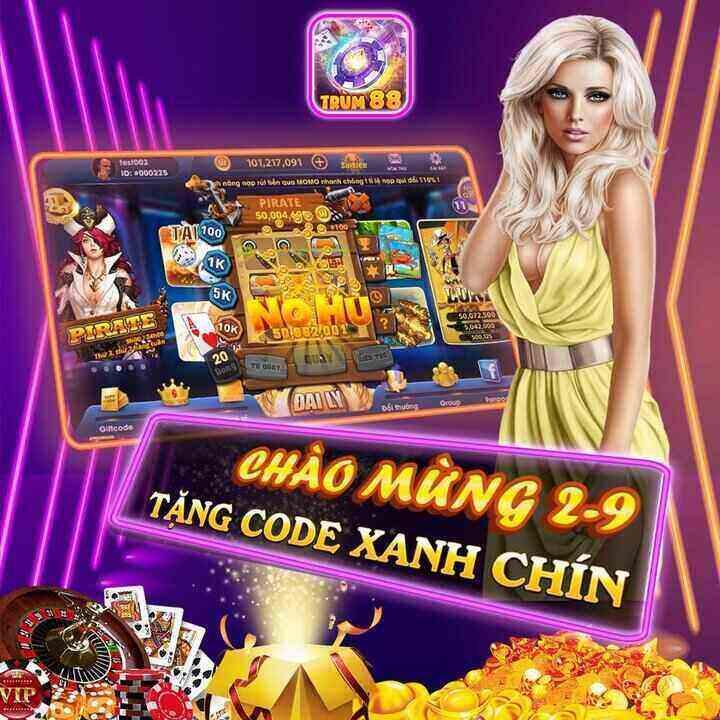 Trùm 88 giftcode game 2/9/2020: Báo danh 2/9 – Nhận quà xanh chín