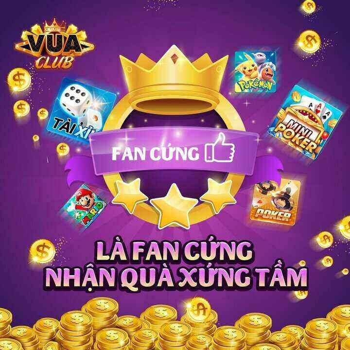Vua Club giftcode game 14/9/2020:  Fan Cứng hứng Code