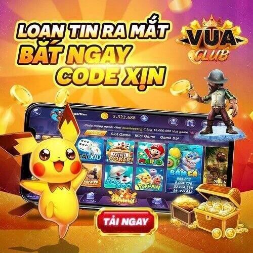 Vua Club giftcode game 5/9/2020: Loan tin Open Beta – Code xịn về tay