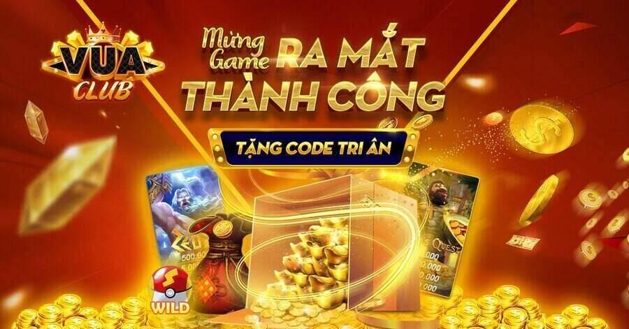 Vua Club giftcode game 6/9/2020: Mừng ra mắt thành công – Tặng Code cực chất