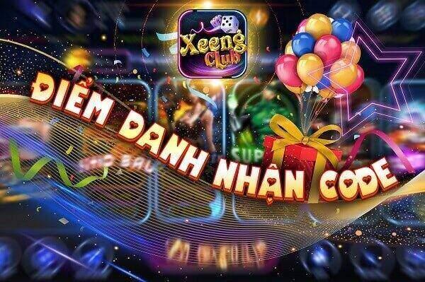 Xeeng Club giftcode game 5/9/2020: Điểm danh nhận Code