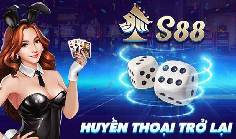 S88 Club – Cổng Game Bài, Quay Hũ, Minigame lớn nhất Việt Nam