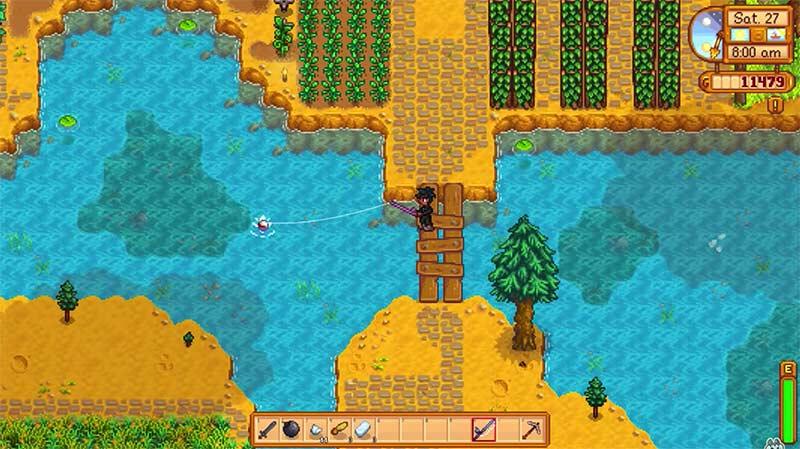 Stardew Valley - Game mobile thế giới mở nông trại thú vị
