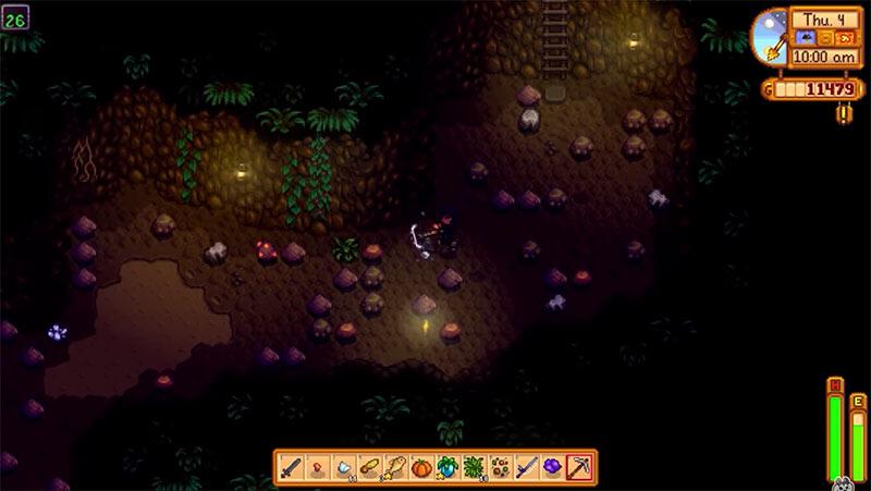 Stardew Valley - Game mobile offline nông trại cực hot và thú vị