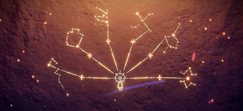 Giả thuyết cốt truyện Sky Children Of The Light - Sự tồn tại 1 cá thể có sức mạnh điều khiển những vì sao