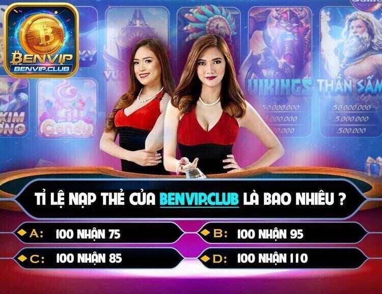 BenVip Club giftcode game 16/11/2020: Đố vui có thưởng