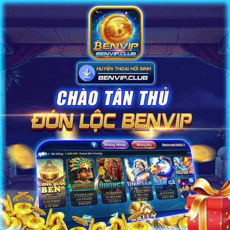 BenVip Club giftcode game 12/11/2020: Chào Tân Thủ – Nhận Lộc BenVip