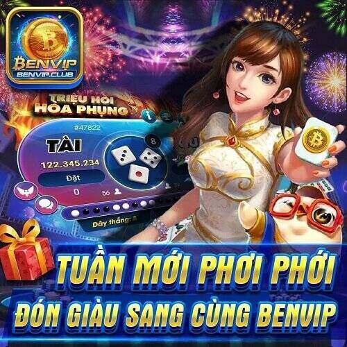 BenVip Club giftcode game 23/11/2020: Tuần mới phơi phới – Đón lộc giàu sang