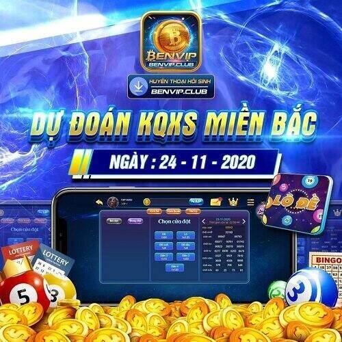 BenVip Club giftcode game 24/11/2020: Dự đoán Xổ Số – Nhận ngay Code Ben