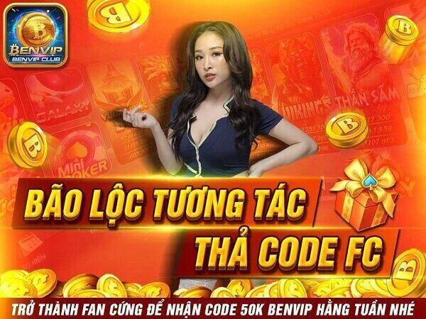 BenVip Club giftcode game 1/12/2020: Trở Thành Fan Cứng – Hứng GiFT Cốt Ben