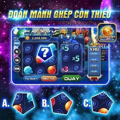 BenVip Club giftcode game 20/11/2020: Đoán đúng trúng quà to