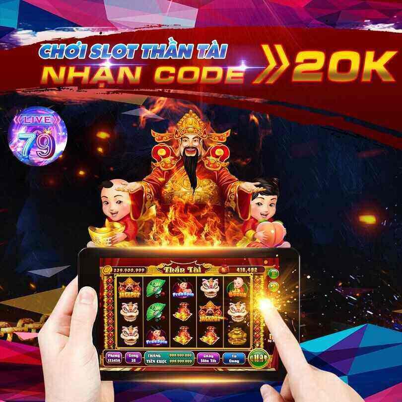 Live79 Club giftcode game 15/11/2020: Báo danh nhận vốn săn Thần Tài