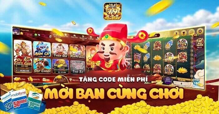 Nổ Hũ 79 giftcode game 24/11/2020: Mời bạn cùng chơi – Nhận Code miễn phí