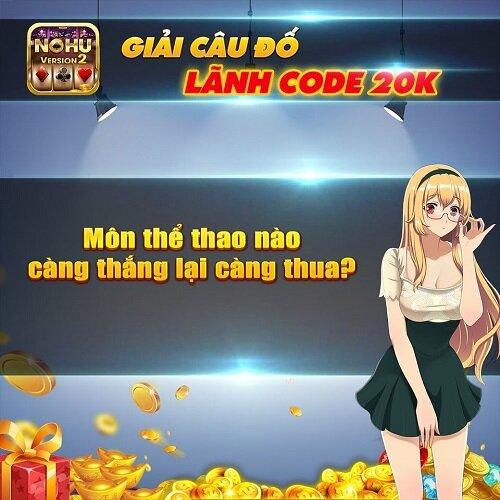 Nổ Hũ 39 giftcode game 18/11/2020: Sự kiện phát quà – Giải đố rinh quà Vip