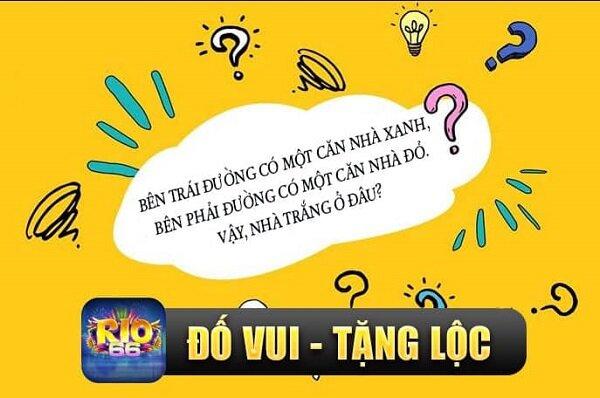 Rio66 Club giftcode game 20/11/2020: Đố vui tặng Lộc