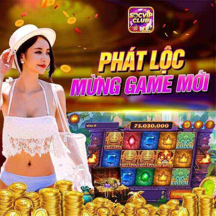 SocVip Club giftcode game 13/11/2020: Phát Lộc mừng game mới