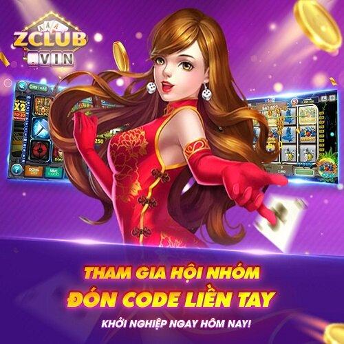 ZClub giftcode game 25/11/2020: Gia nhập hội nhóm – Nhận Code khởi nghiệp