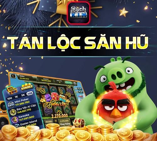 Bạch Kim Club giftcode game 20/12/2020: Tán lộc săn hũ khủng
